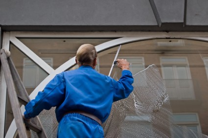 Commercial Window Cleaning In Fredericksburg VA By Ullrichu0027s Cleaning  Services LLC