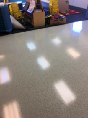 Concrete Floor Cleaning and Polishing in Fredericksburg, VA. (2)