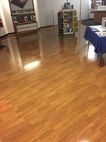 Commercial Retail Floor Cleaning